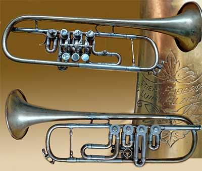 Alziati Trumpet