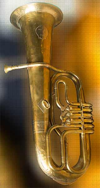 Pelz Alto Horn