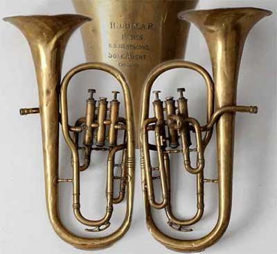 Lomar Alto Horn