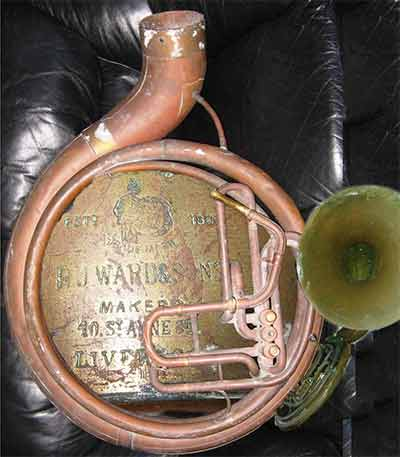 Ward Sousaphone