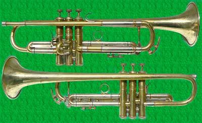 Allmen Trumpet