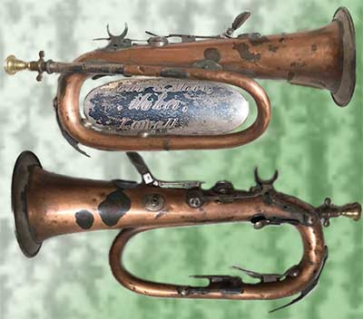 Moor   Bugle; Keyed
