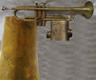 Baxter-Northrup  Trumpet