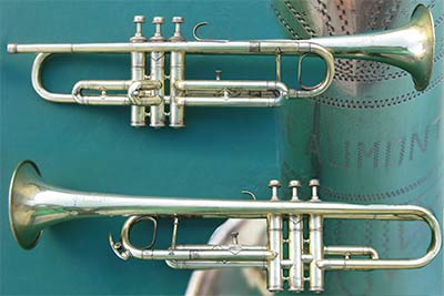 Beaumont Trumpet