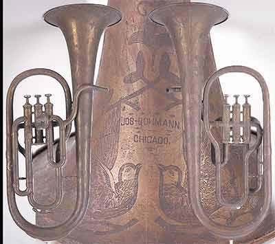 Bohmann Alto horn