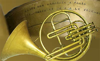 Raoux French Horn