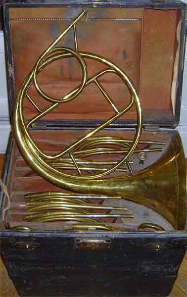 Raoux Natural Horn