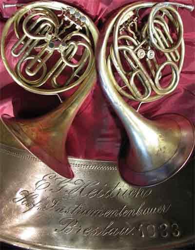 Heidrich French Horn