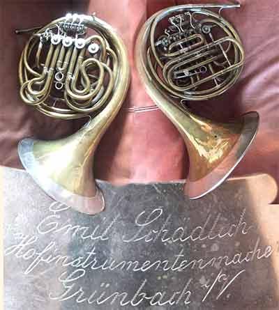 Schadlich  French Horn