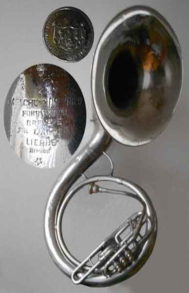 deVries Sousaphone