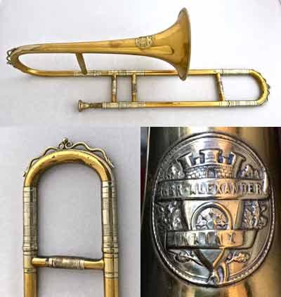 Alexander Trombone; Alto