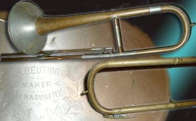 Beuthner Trombone