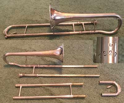 Buescher    Trombone; Sopra