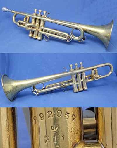 Buescher Trumpet