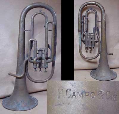 Campo  Alto Horn
