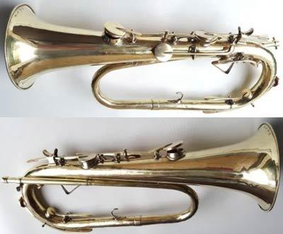 Collin Keyed Bugle