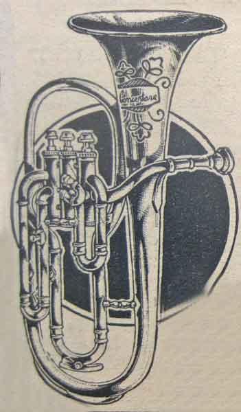 Concertone  Alto Horn