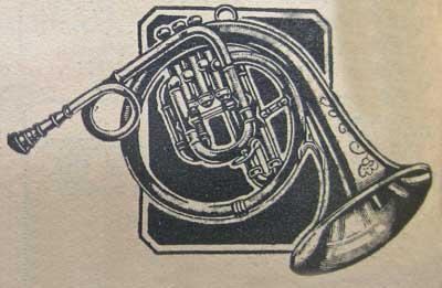 Concertone Mellophone