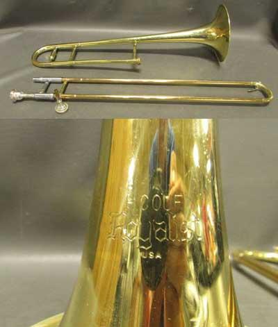 Royalist Trombone