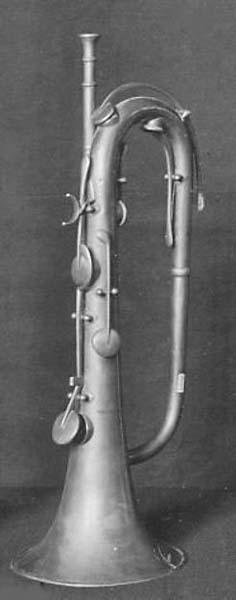 Devaster Keyed Bugle