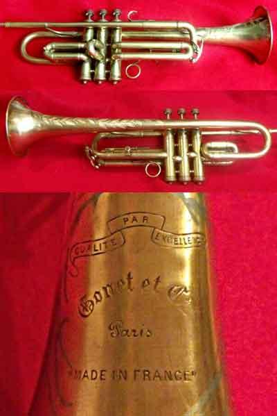 Gonet Trumpet