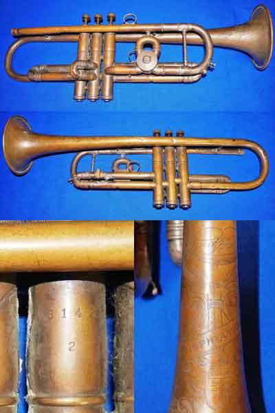 Lyon-Healy Trumpet