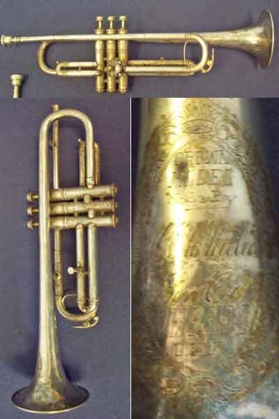 McMillin Trumpet