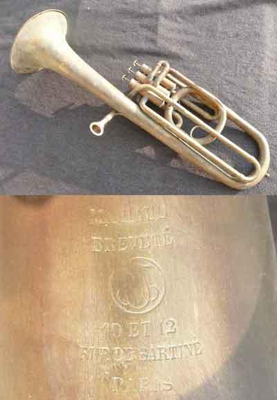 Michaud  Alto Horn
