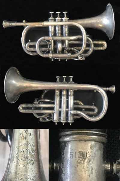 New York Band Instruments Cornet