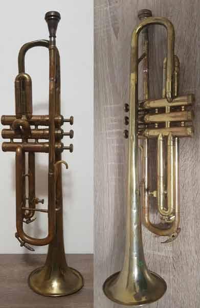 Normandy Trumpet