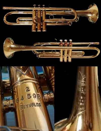 Ohio Band Instruments Trumpet