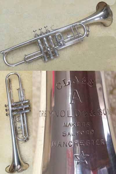 Reynolds, T Trumpet