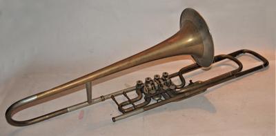 Schamal  Trombone; Valve