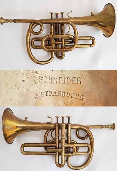 Schneider Cornopean