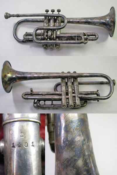 Taylor-Horn Cornet