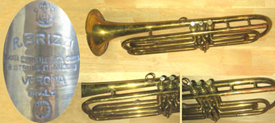 Brizzi Trumpet; Low